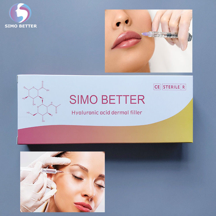 Temporary Skin Effects Dermal Filler Fine Derm Non Surgical Lip Filler